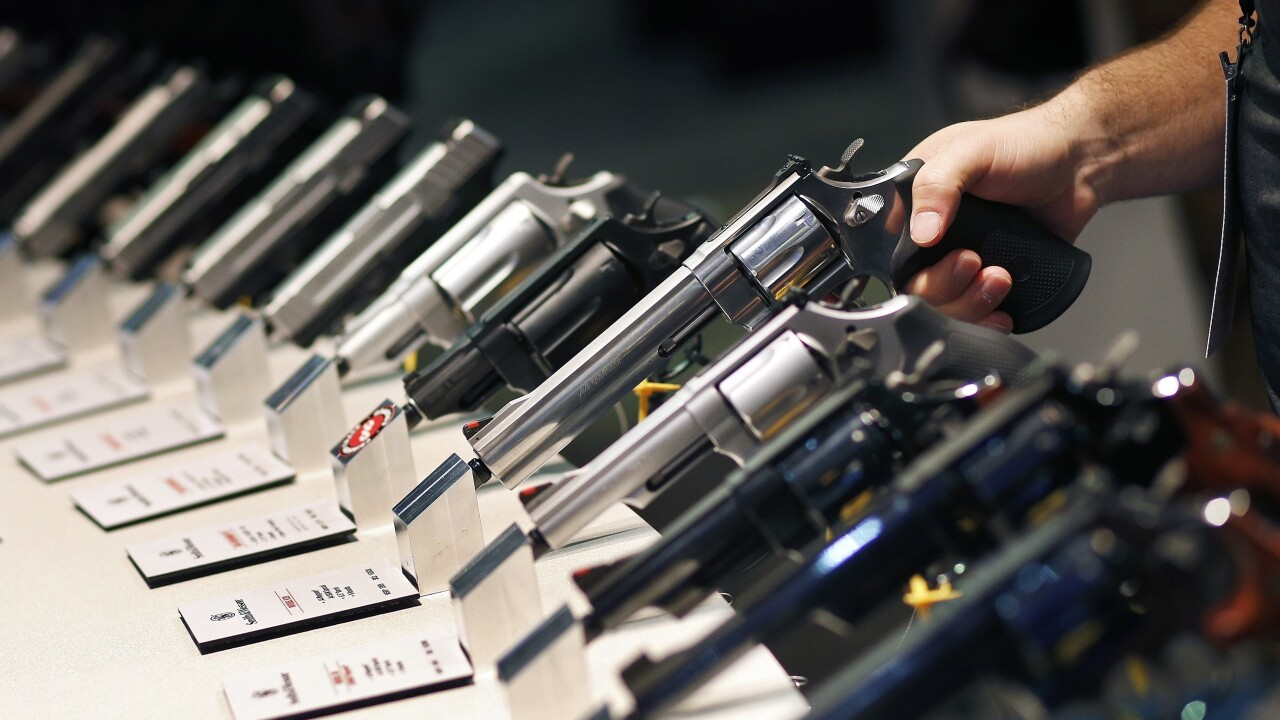 Data show Virginia gun sales soared ahead of General Assemblysession