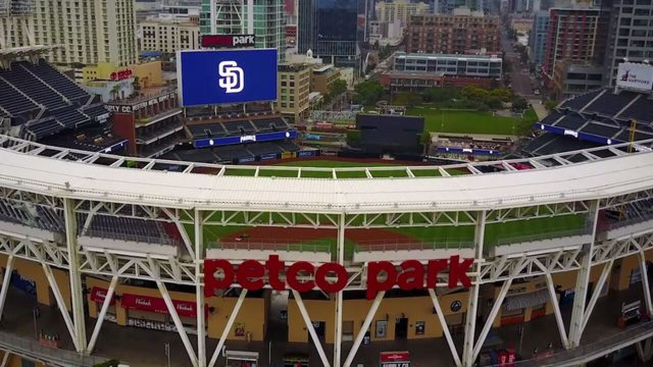 Petco Park to install MLB's largest solar system