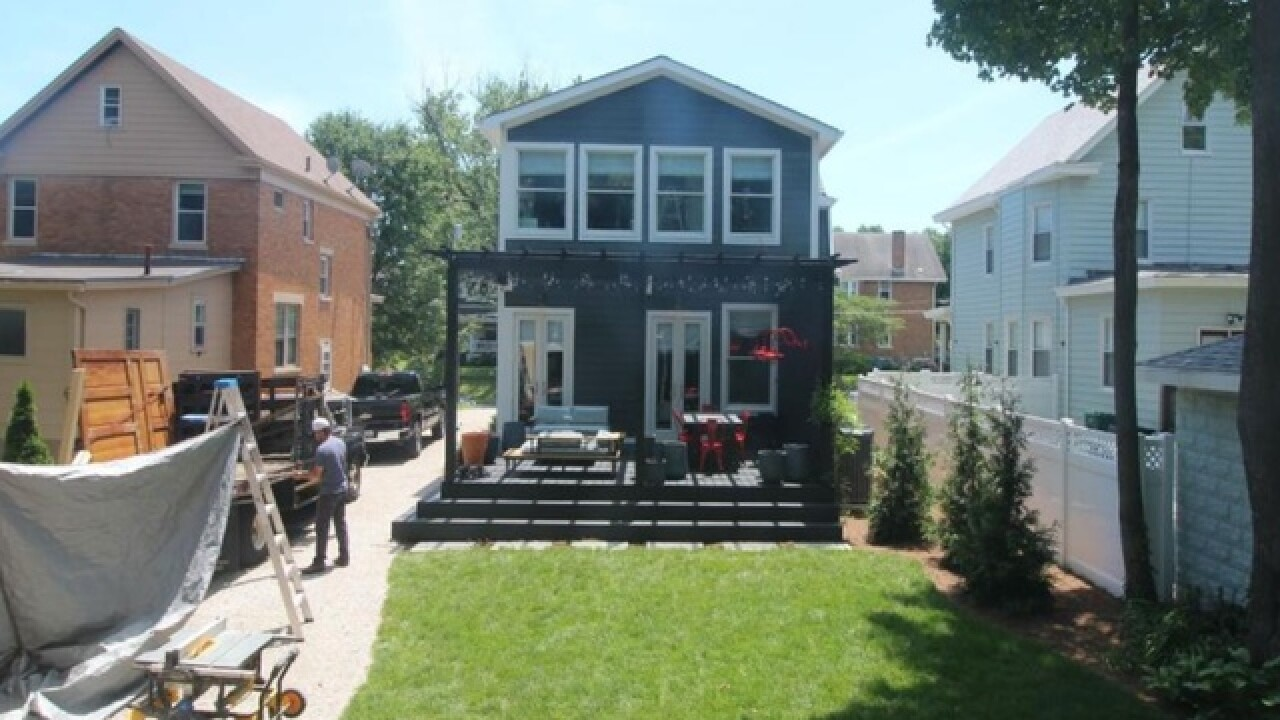 HGTV giving away a remodeled Hyde Park home