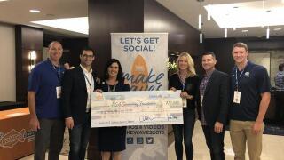 Goldfish Swim School partners with USA Swimming Foundation, pledging $1 million