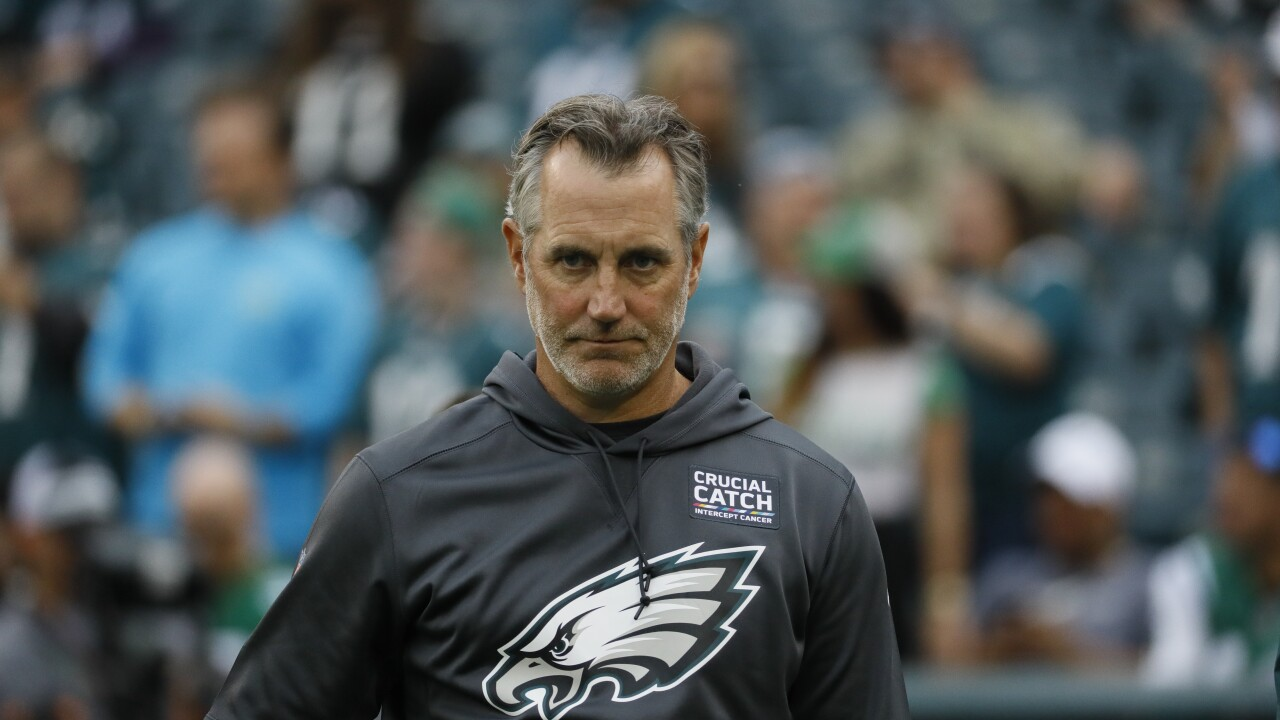 Lions reportedly hiring Eagles DB coach Cory Undlin as new defensive coordinator