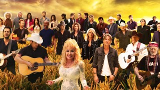 'Forever Country' video features dozens of the biggest country music performers