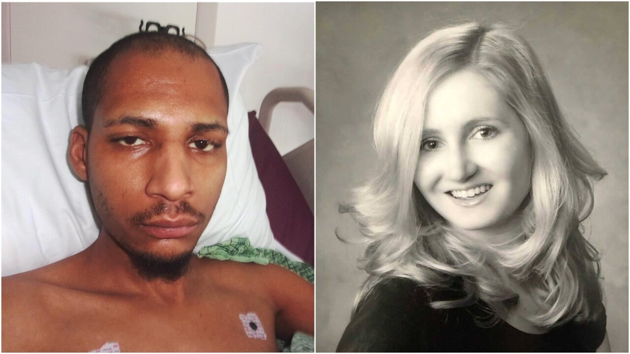 Kenneth Freeman and Carlie Beaudin, the nurse practictioner who was killed at a Froedtert parking garage.