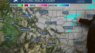 Unsettled Weather Continues