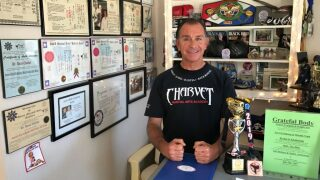 Chance's Champs: The Charvet Way