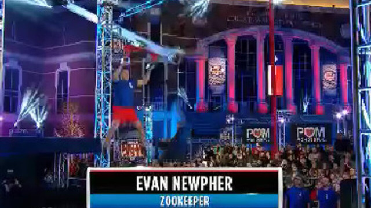 PIC: Okies to compete on American Ninja Warrior