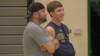 Belgrade Panthers boy's basketball ready to compete in year two under head coach Luke Powers