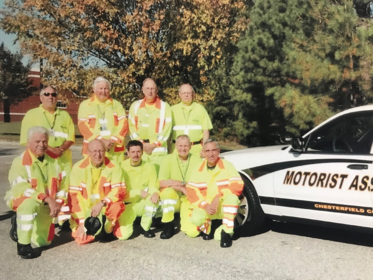 Heroes Motorist Assist Volunteer