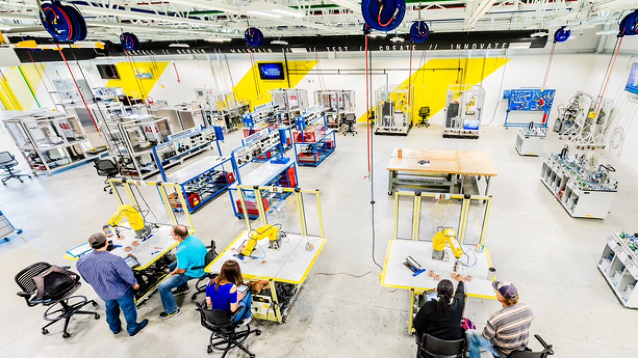 Lansing Community College seeks to inspire during Manufacturing Week