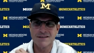 Jim Harbaugh Michigan 2020