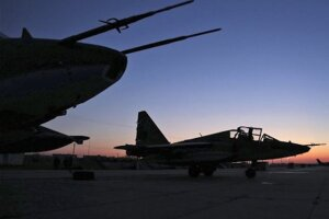 Russian Air Force: Syria withdrawal to be complete in 3 days