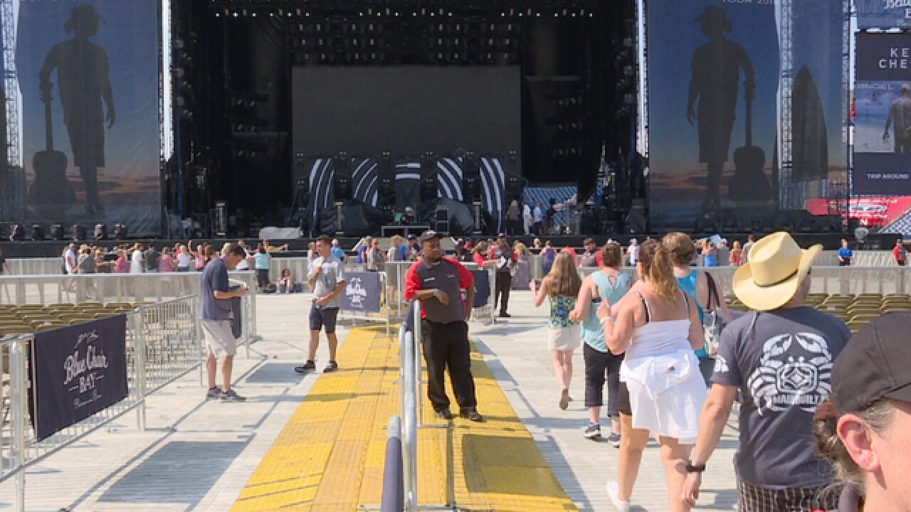 Kenny Chesney Takes Over Nissan Stadium For Huge Concert