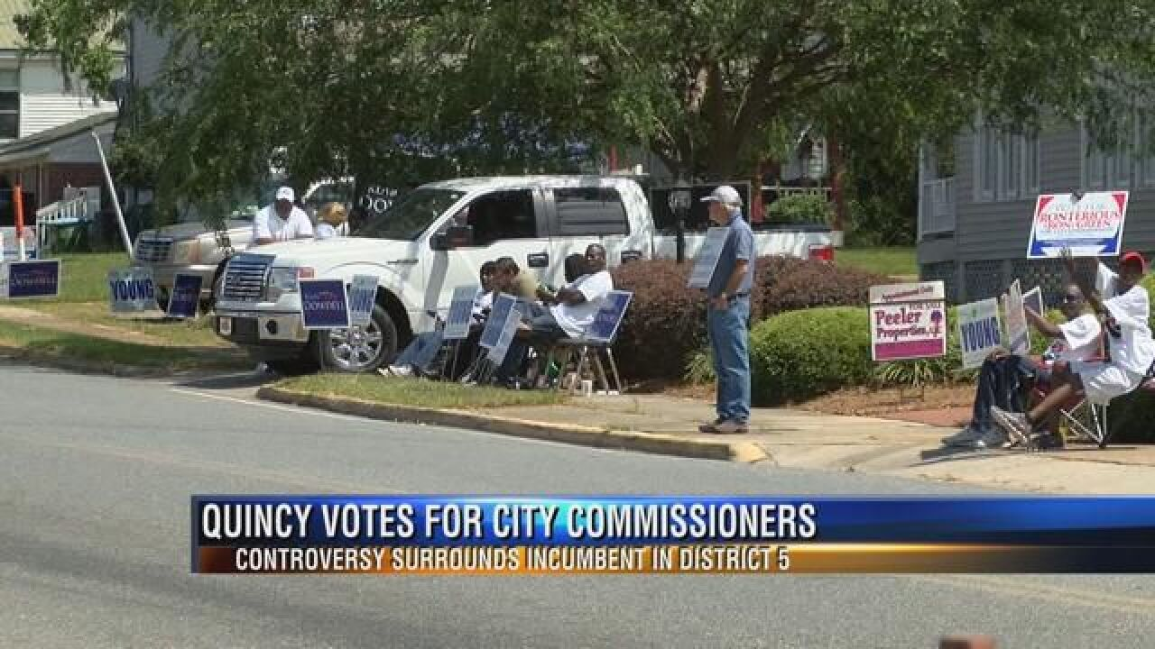 Residents Head to the Polls in Gadsden County