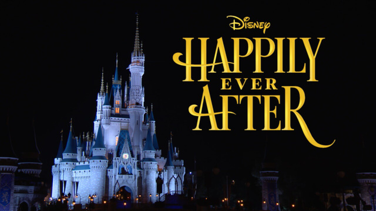 Disney Parks Blog to live stream grand debut of 'Happily Ever After' fireworks spectacular on Friday