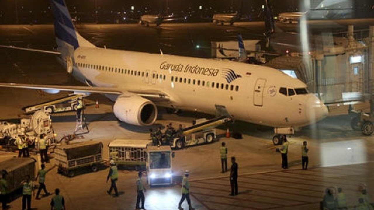 Indonesia airlines cleared to fly to US following safety upgrades
