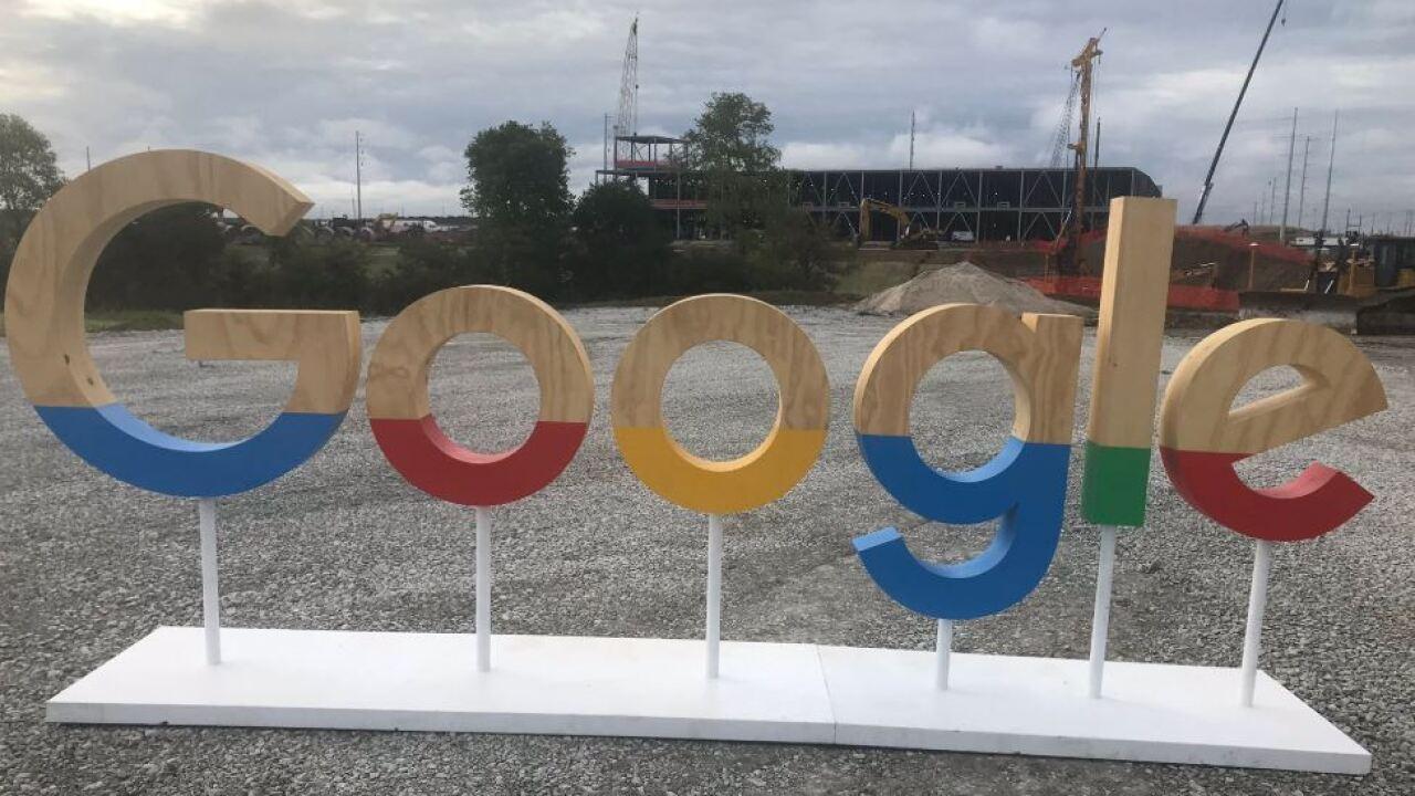 google data center sarpy county papillion