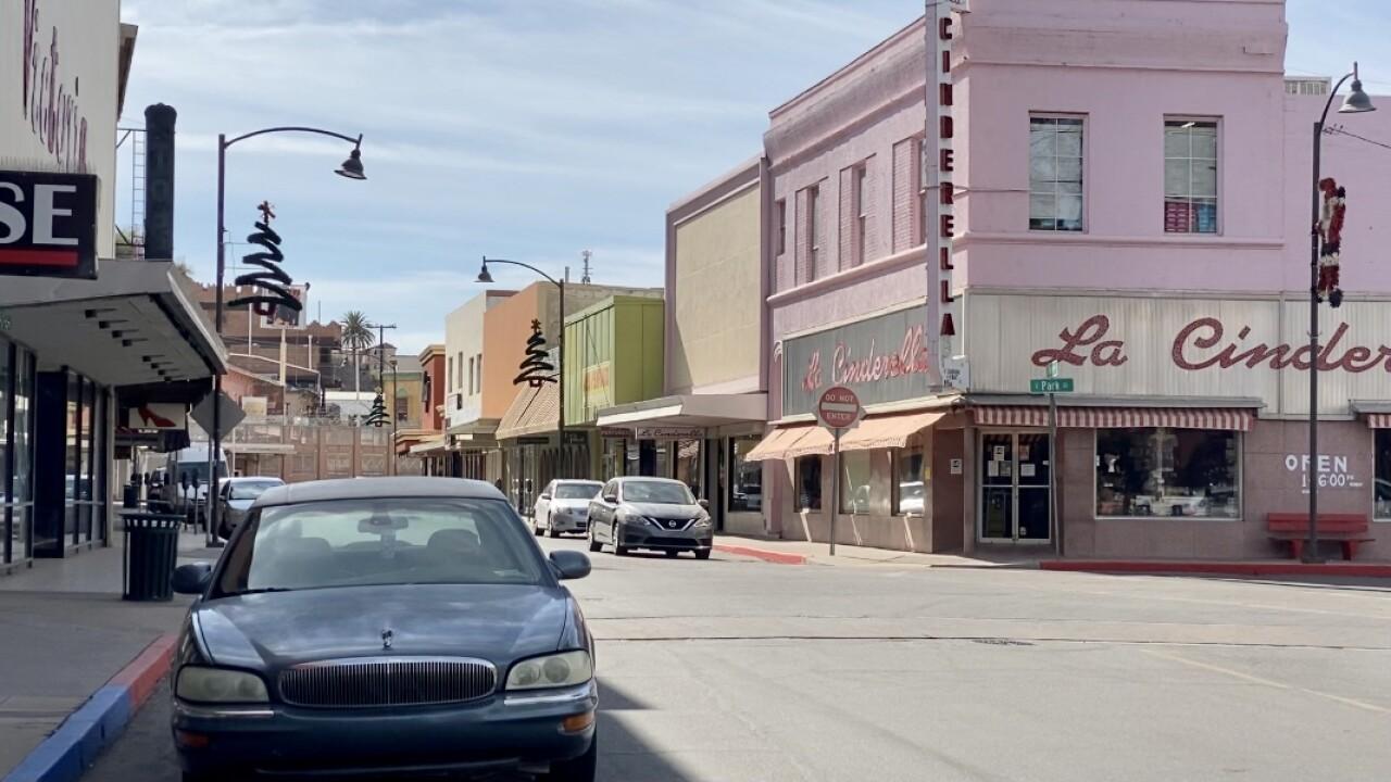 Downtown Nogales