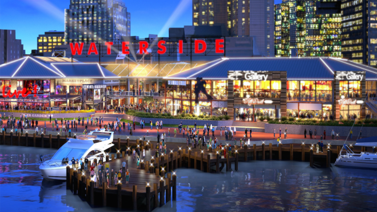 Sustainable local oyster company to come to new Waterside District