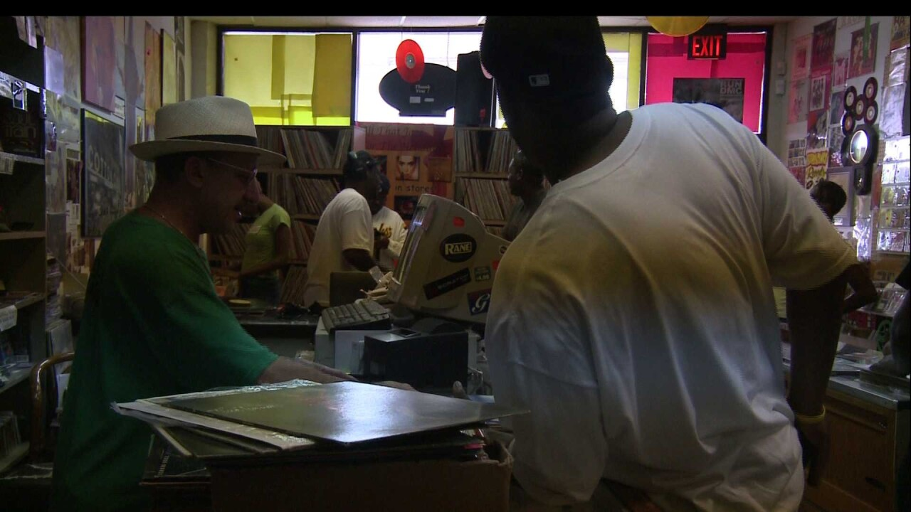 Customers help bring business back to Portsmouth record store
