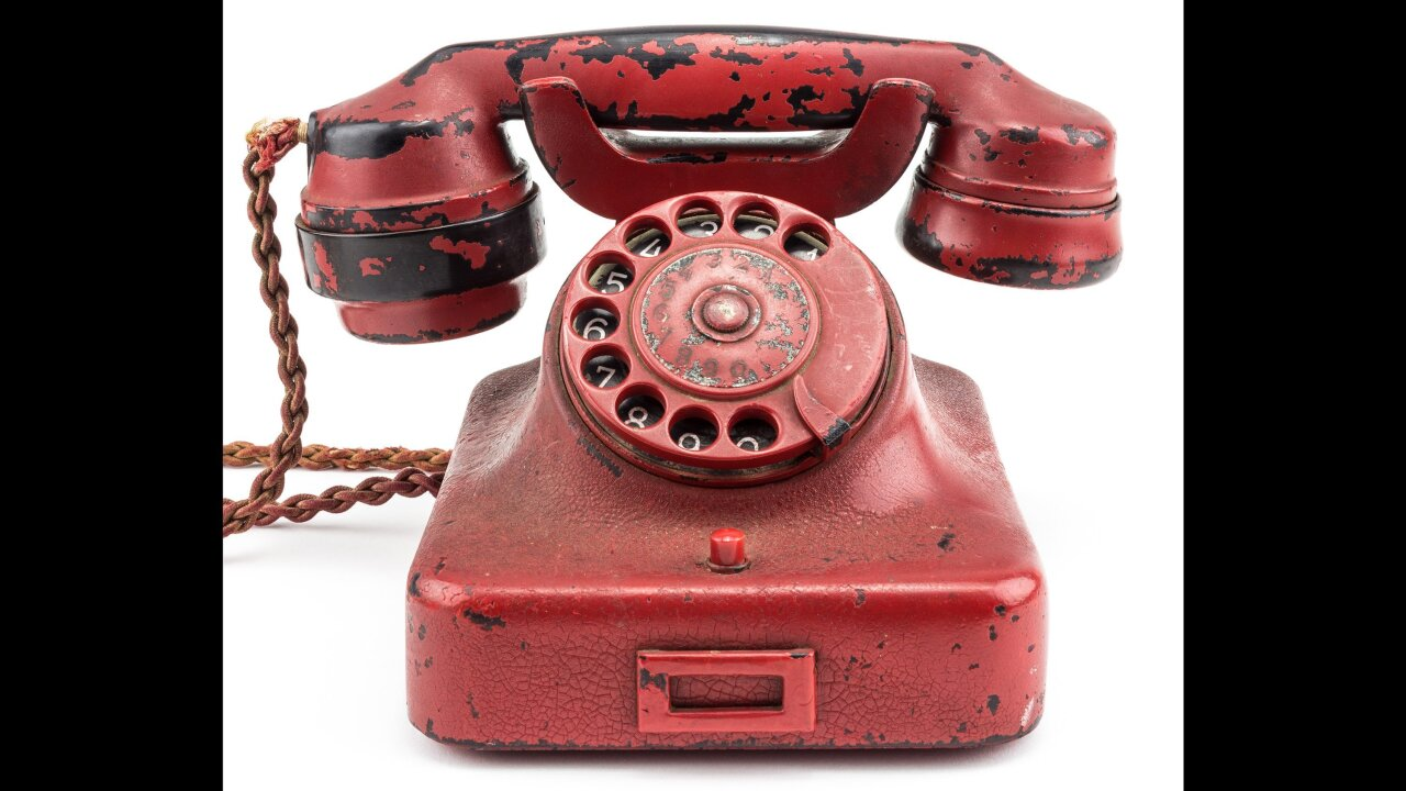 Hitler's phone, 'the most destructive weapon of all time,' sold for$243,000
