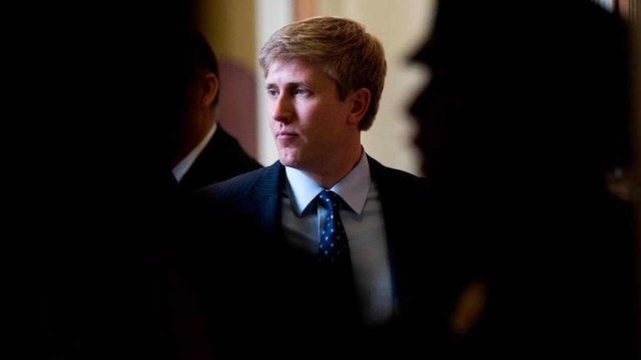 Young, rich and loyal: Nick Ayers could be Trump's next chief of staff