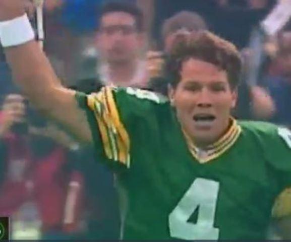 Happy Birthday Brett Favre!