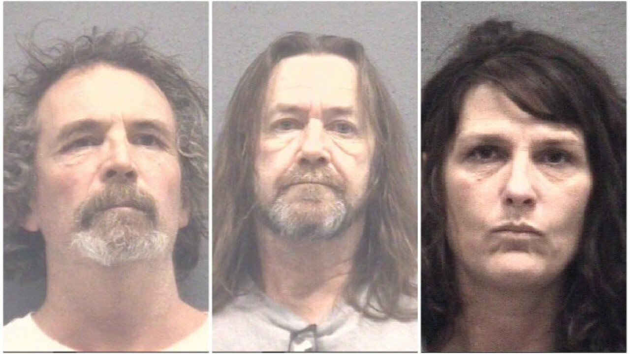 Four Facing Charges Of False Imprisonment In Muskegon County