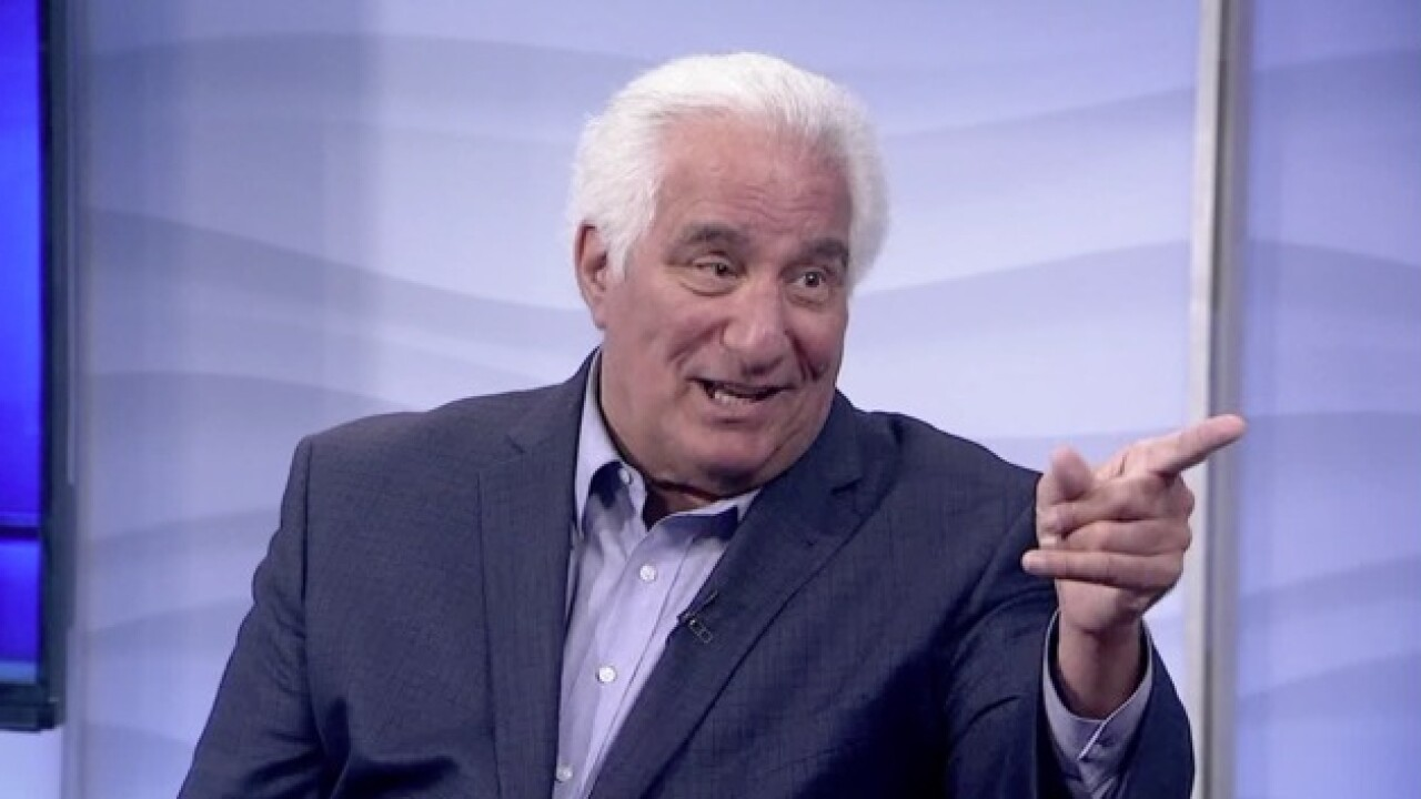 San Diego broadcaster Ted Leitner says he's cancer-free following surgery