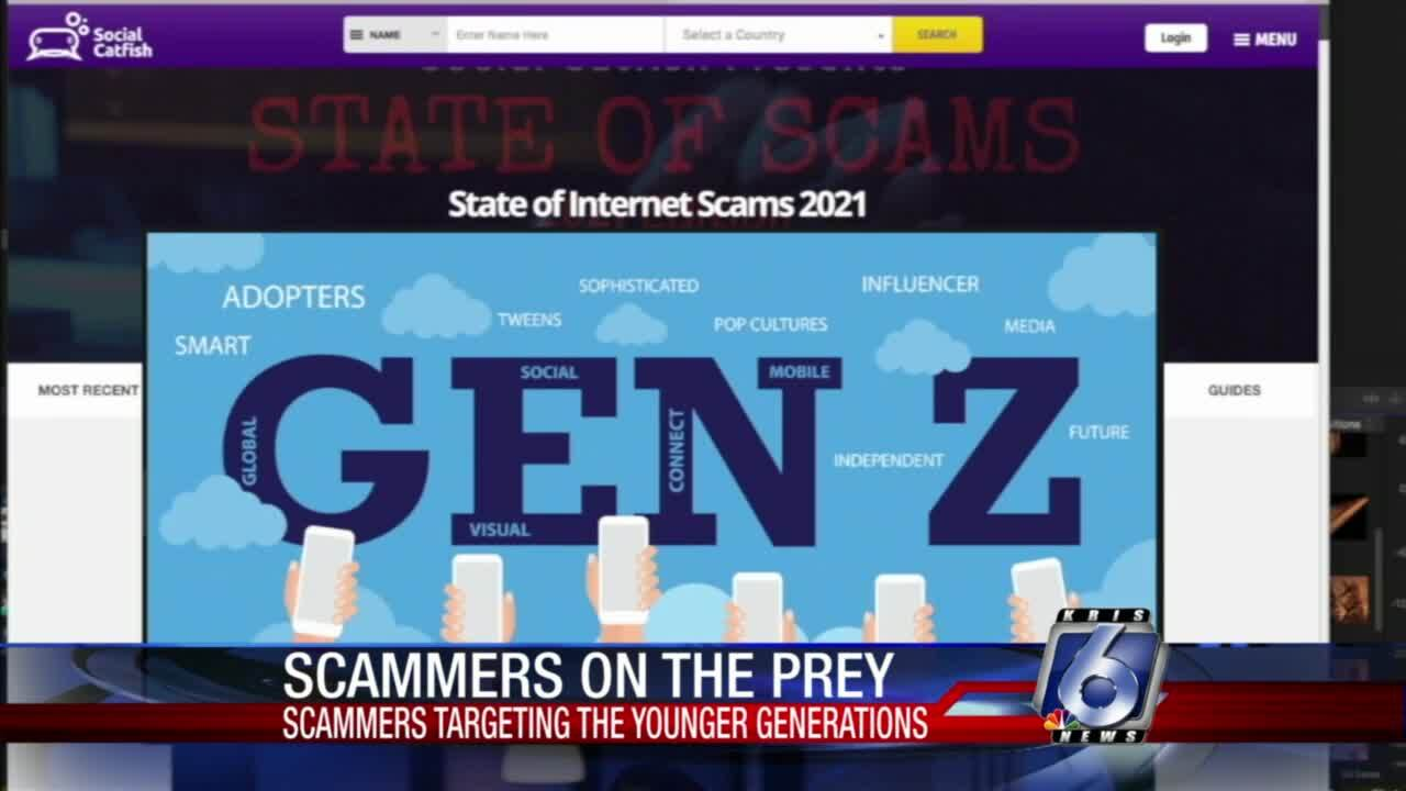 DWYM: More college students targeted by scammers