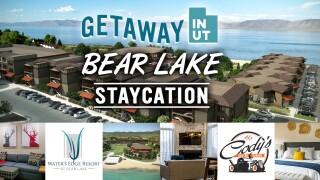 Getaway InUtah Bear Lake Staycation Sweepstakes