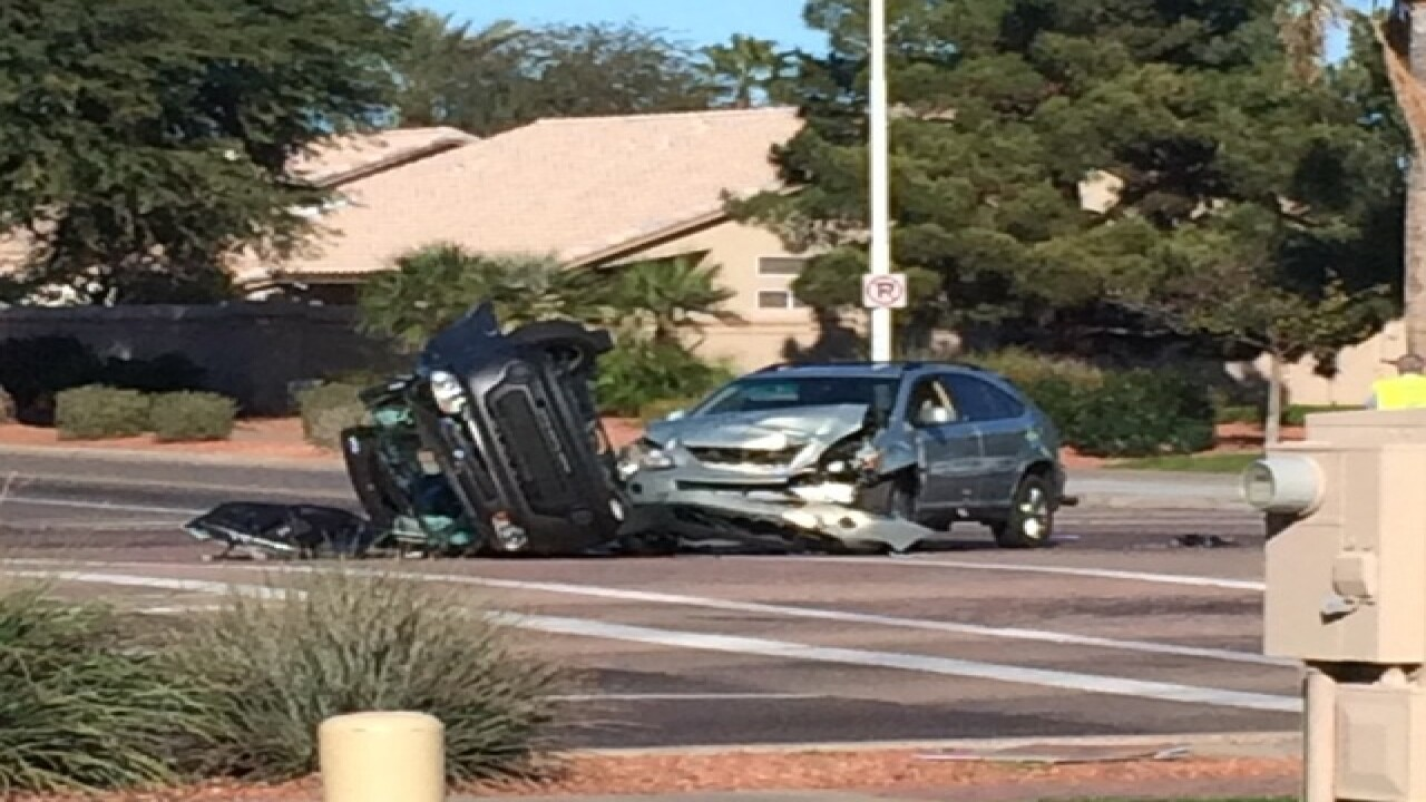 PD: Tempe DUI offender causes deadly crash