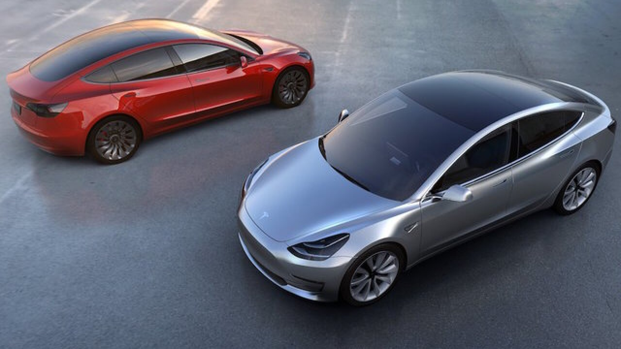 Tesla Model S loses top ranking from Consumer Reports