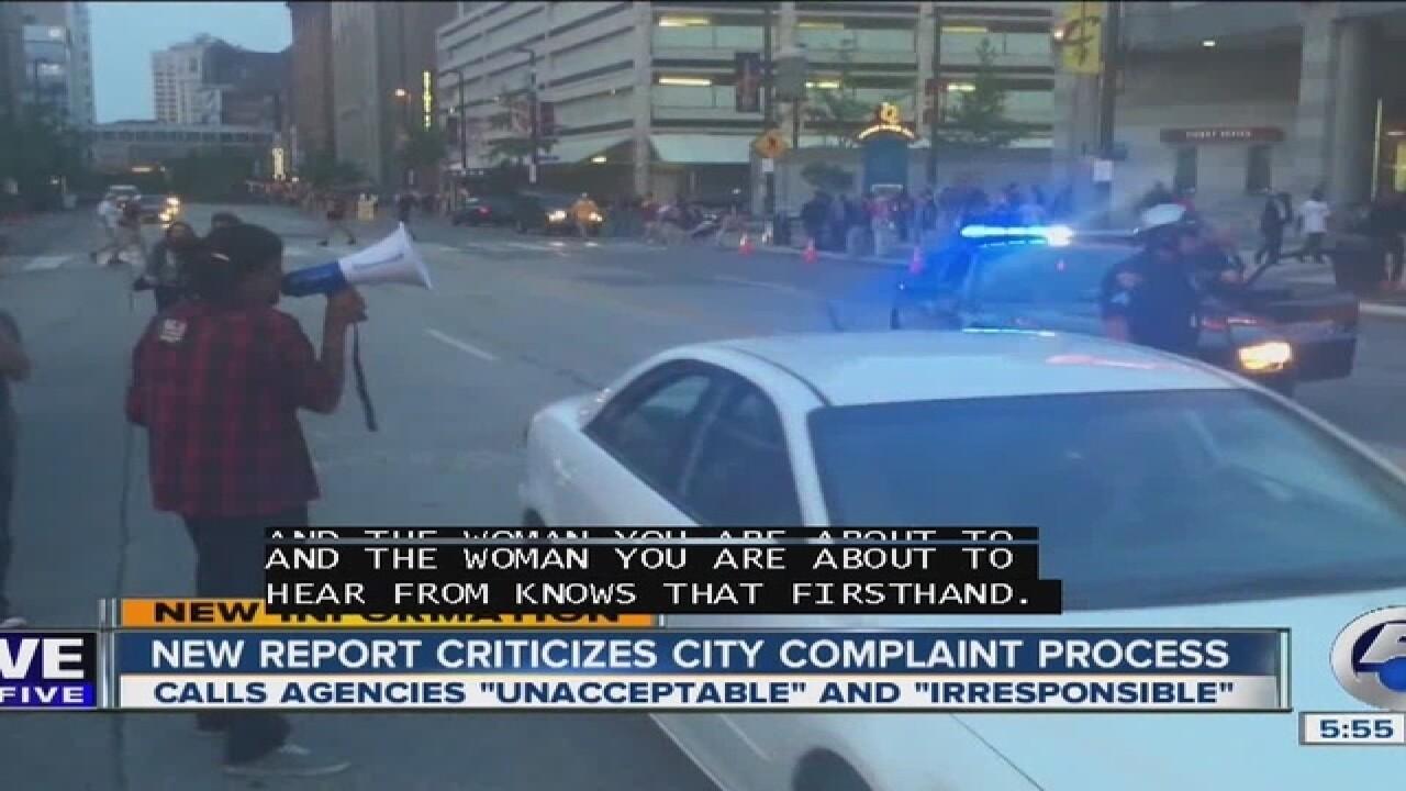 Serious deficiencies plague Cleveland police