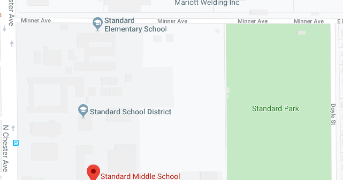 Lock-down lifted at Standard Middle, Elementary schools