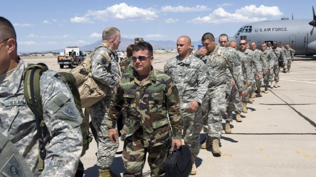 Arizona National Guard unit to deploy to Afghanistan
