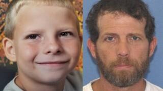 PD: 10-year-old boy found safe