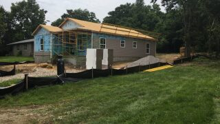 LEX 18 Habitat House Taking Shape