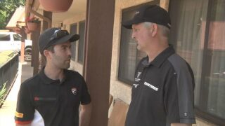Father-son duo to tackle Pikes Peak Hill Climb this weekend