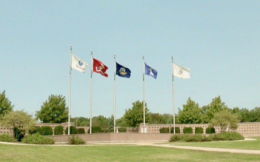 Southern Wisconsin Veterans Memorial Cemetery in Union Grove