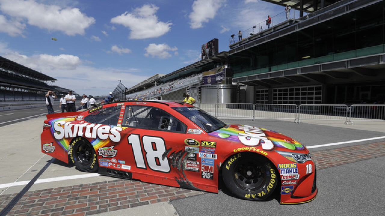 PHOTOS: Brickyard 400 qualifying day