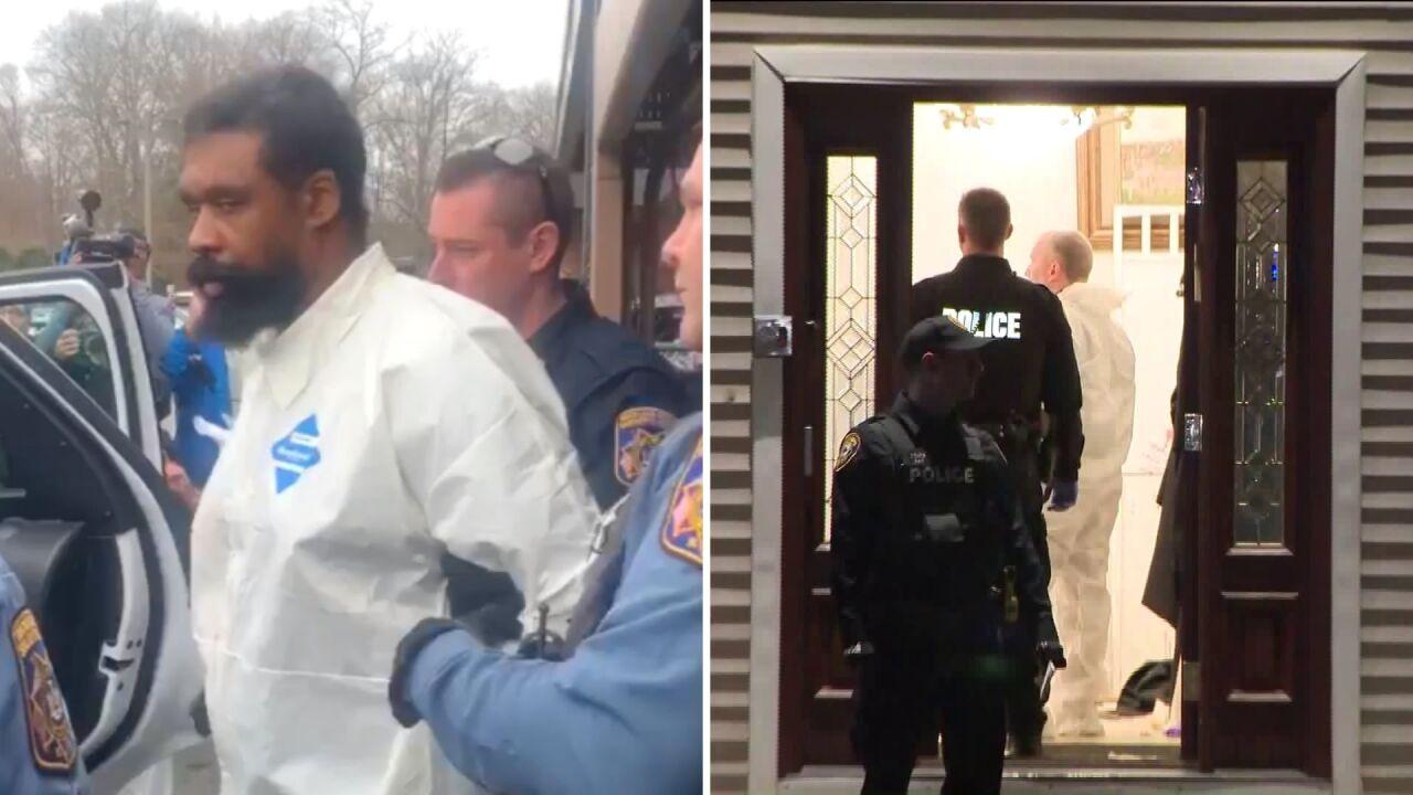Monsey stabbing suspect Grafton Thomas