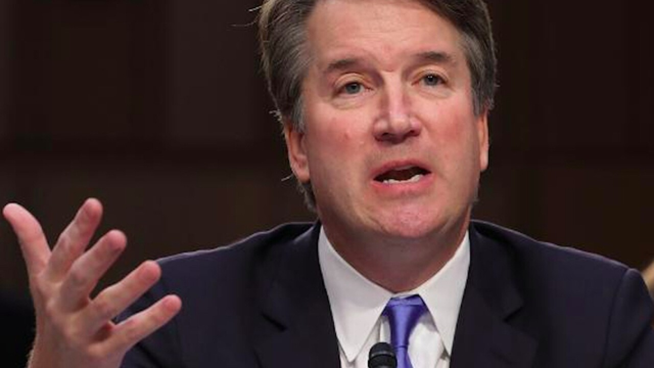 Woman accuses Supreme Court nominee Brett Kavanaugh of assault in letter to senator