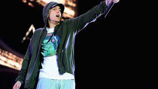 Producer Mr. Porter says Eminem's ninth studio album is done