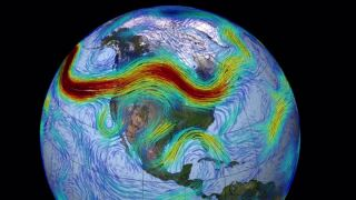 Weather Wise: Jet Stream blows away a record