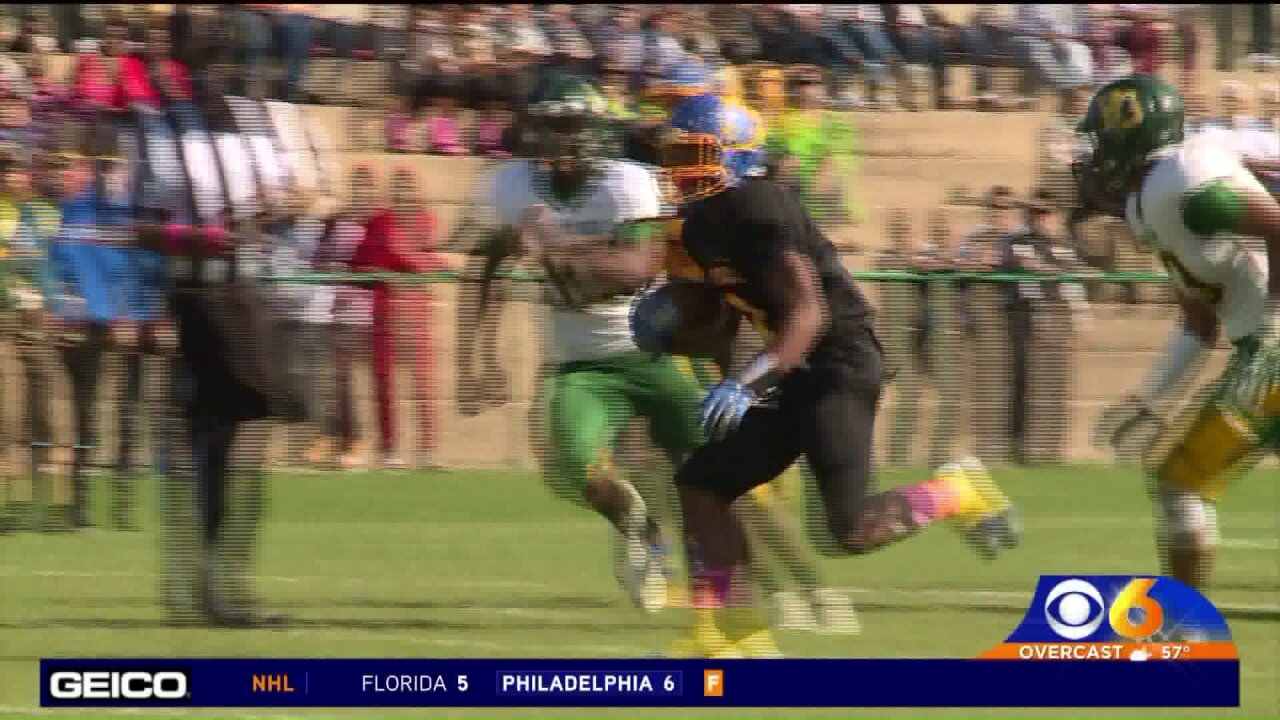 Final Score Friday Game of the Week: (10)Thomas Dale Knights at (5)Hopewell BlueDevils