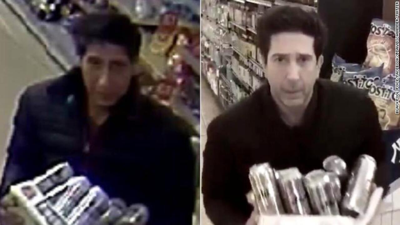 We were on a break-in: Ross from 'Friends' lookalike jailed for theft