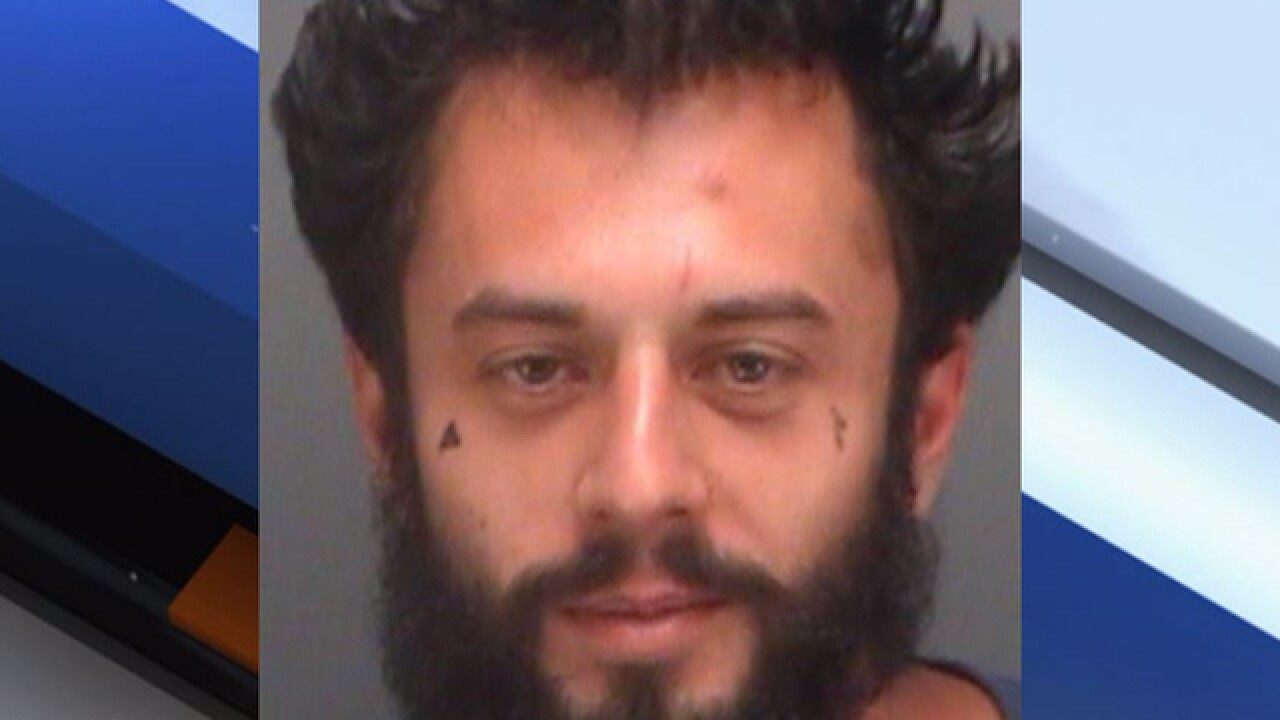 Detectives charge Pinellas man with murder after shooting girlfriend