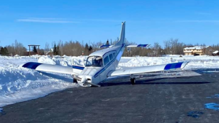 Small plane crash closes Red Lodge airport