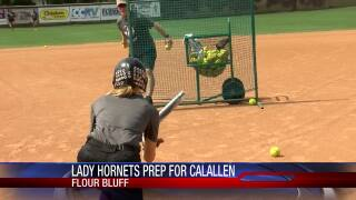 Lady Hornets ready to meet familiar foe with state berth on the line