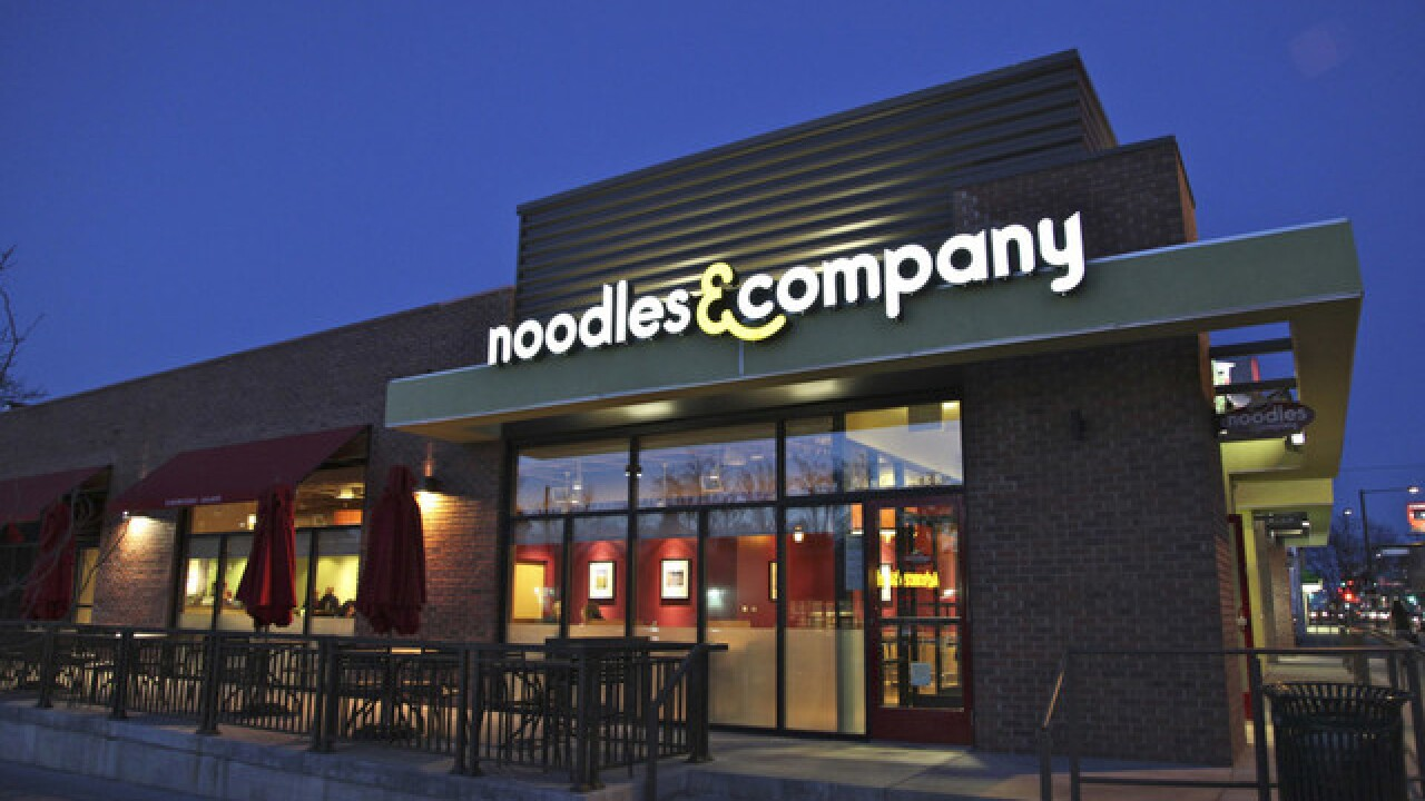 Noodles & Company Celebrates National Zucchini Day with Free Zoodles